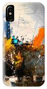 Abstract 517032 IPhone Case