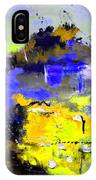 Abstract 55442233 IPhone Case