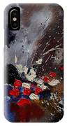 Abstract 55900122 IPhone Case