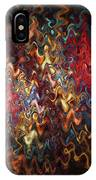 Abstract 60816 IPhone Case