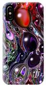 Abstract 62316.7 IPhone Case