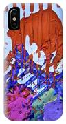 Abstract 6497 IPhone Case