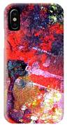 Abstract 6539 IPhone Case