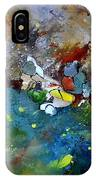 Abstract 66018002 IPhone Case