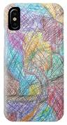 Abstract 801 IPhone Case
