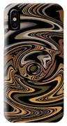 Abstract 9-11-09 IPhone Case