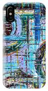 Abstract 9 IPhone Case