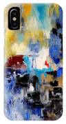 Abstract 900003 IPhone Case
