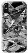 Abstract 9637 IPhone Case