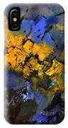 Abstract 972 IPhone Case