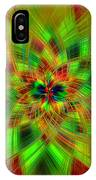 Abstract Art IIi IPhone Case