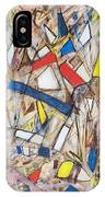Abstract Art Seven IPhone Case