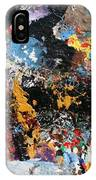 Abstract Blast IPhone Case