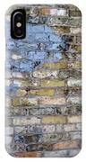 Abstract Brick 6 IPhone Case