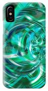 Abstract Brutality The Vortex IPhone Case