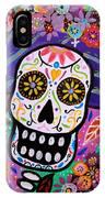 Abstract Catrina IPhone Case