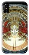 Abstract Classic Car IPhone Case