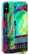 Abstract Colorful Window Balcony Exotic Travel India Rajasthan 1a IPhone Case