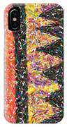 Abstract Combination Of Colors No 6 IPhone Case
