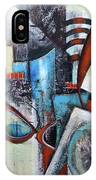 Abstract Composition IPhone Case