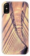 Abstract Corridor Architecture IPhone Case
