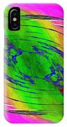 Abstract Cubed 234 IPhone Case