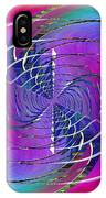 Abstract Cubed 262 IPhone Case
