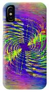 Abstract Cubed 298 IPhone Case
