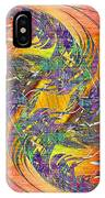 Abstract Cubed 314 IPhone Case