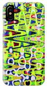 Abstract Dr #6 IPhone Case
