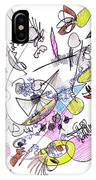 Abstract Drawing Seventy-two IPhone Case