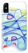 Abstract Drawing Sixty-five IPhone Case