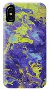 Abstract Duo IPhone Case