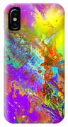 Abstract Eight-chroma IPhone Case