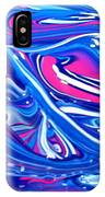 Abstract Experiment IPhone Case