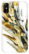 Abstract Expressionism Painting 79.082810 IPhone Case
