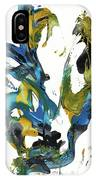 Abstract Expressionism Painting Series 716.102710 IPhone Case