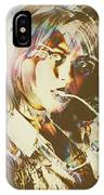 Abstract Fashion Pop Art IPhone Case