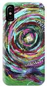 Abstract Fish IPhone Case