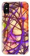 Abstract Fun 11 IPhone Case