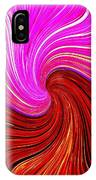 Abstract Fusion 266 IPhone Case