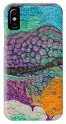 Abstract Garden Of Thoughts IPhone X Case
