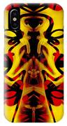 Abstract Graffiti 19 IPhone Case