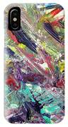 Abstract Jungle 7 IPhone Case