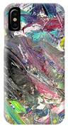 Abstract Jungle 9 IPhone Case