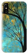 Abstract Landscape Art Passing Beauty 3 Of 5 IPhone Case