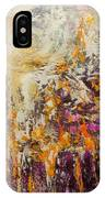 abstract landscape VI IPhone Case