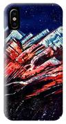 Abstract Mountains IPhone Case