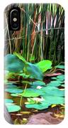 Abstract Nature 4043 IPhone Case