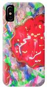 Abstract Nr 49 IPhone Case